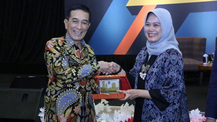Pemerintah Pusat Puji Pemkot Palembang dalam Pengelolaan Keuangan