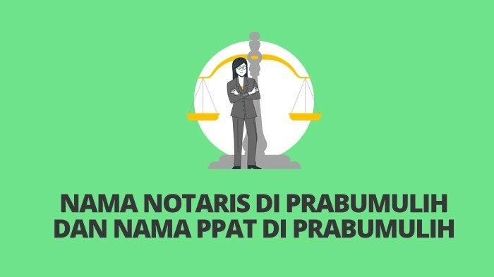 Ini Nama Notaris di Prabumulih dan Nama PPAT di Prabumulih Provinsi Sumsel, Lengkap dengan Alamatnya