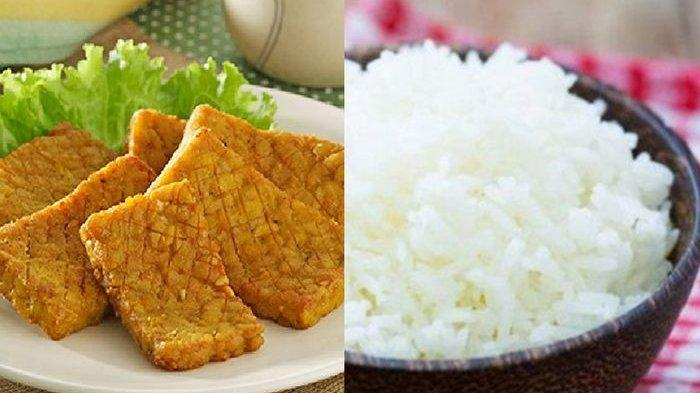 Inginkan Tubuh Merasakan Hal Luar Biasa, Coba Makan Nasi Putih dan Tempe Setiap Hari
