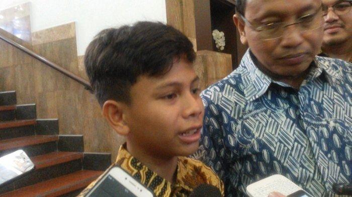 Pelajar MTs Penemu Listrik dari Pohon Kedondong Diundang Menteri ESDM