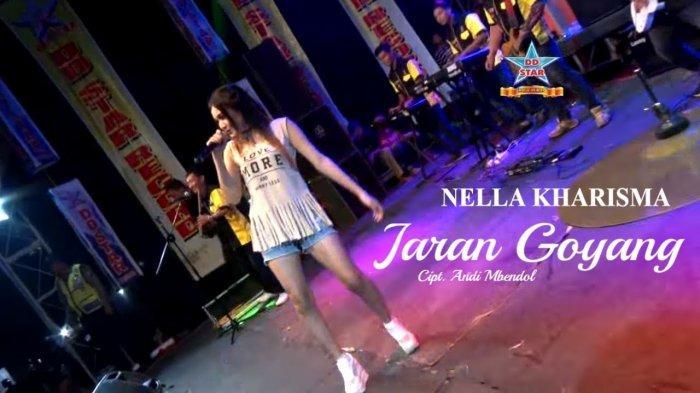 Chord Lagu Nella Kharisma - Jaran Goyang, Kunci Gitar Lagu Jawa versi Koplo Lengkap Video & Lirik