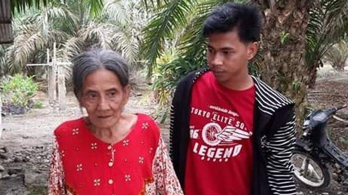 Diduga Dibawa Makhluk Gaib, Nenek Asmawati Akhirnya Ditemukan di Perkebunan Sawit