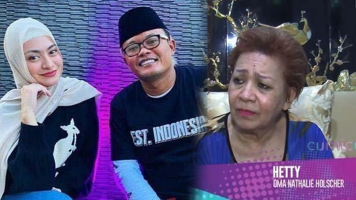 Kembali Memanas, Kekecewaan Nenek Nathalie Holscher tak diundang di Acara 7 Bulanan Istri Sule