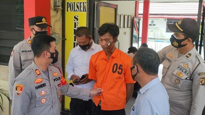 Cucu Bunuh Nenek di Palembang, Dipicu Rp 5 Ribu untuk Beli Rokok, 2 Tetangga Jadi Korban