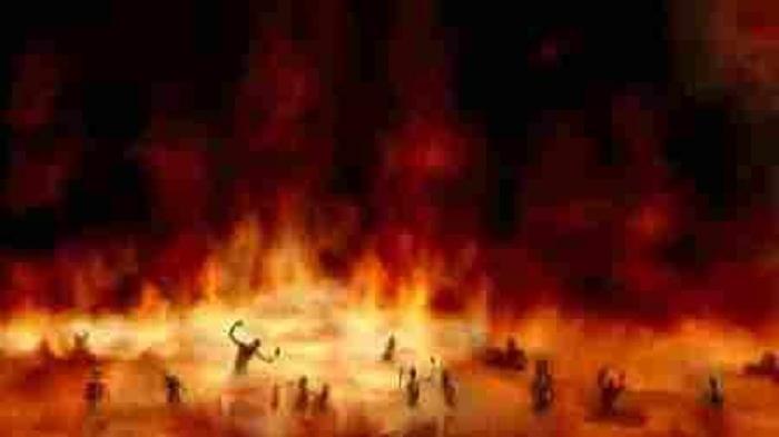 Rajin Sholat tapi Masuk Neraka dan Disiksa, Ternyata Ini Sebab 2 Golongan Manusia yang Dihukum Allah