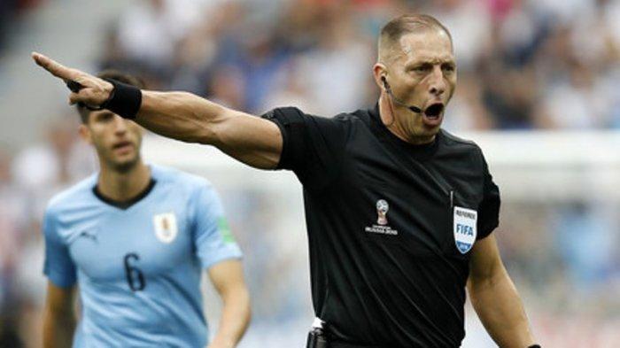 Piala dunia 2018 ; Laga Final Piala Dunia 2018 Akan Dipimpin wasit Dari Argentina