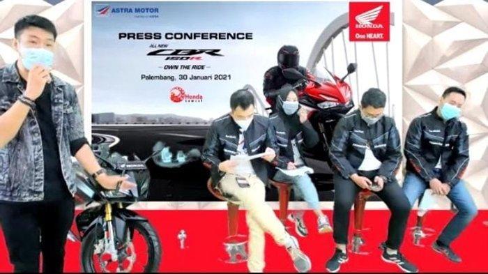 Spesifikasi All New Honda CBR150R, Motor Sport Berotot Tetapi Tetap Ringan, Harga OTR Palembang