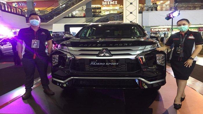 Spesifikasi Andalan New Pajero Sport Keluaran Mitsubishi, Hadir di Palembang, Live The Adventure