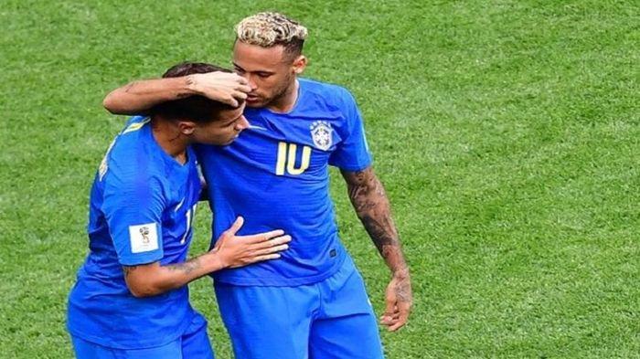 Brazil Buktikan Keperkasaannya di Grup E, Dua Gol Singkirkan Kosta Rika