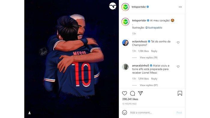 Alasan Lionel Messi Tolak Nomor Punggung 10 di PSG, Padahal Neymar Mengalah: Pilih Nomor 19