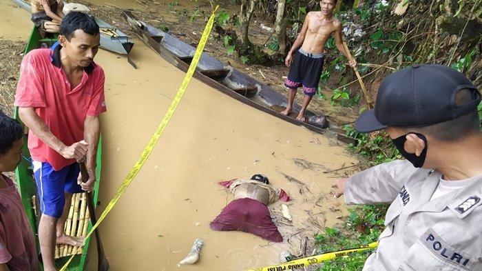 Mayat Mengapung di Sungai Beliti Musi Rawas Ternyata Warga Lubuklinggau, Hilang Sejak 3 Hari Lalu