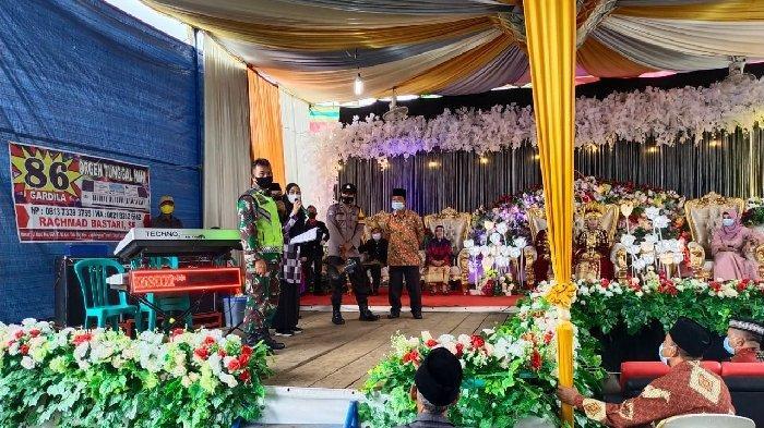 Pengetatan PPKM di Lubuklinggau,  Pendaftaran Pernikahan Ditutup untuk Tekan Covid-19