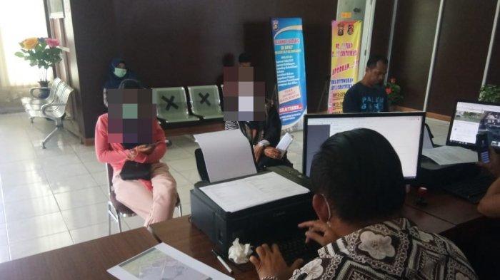 Perihal Harta Gono Gini, Perempuan di Palembang Ini Laporkan Mantan Suami Siri, Saya Takut Pak!