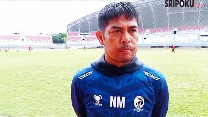 Kepala Pelatih Sriwijaya FC Nil Maizar Ogah Komentari Lima Tim Lawannya di Grup 1 Kompetisi Liga 2