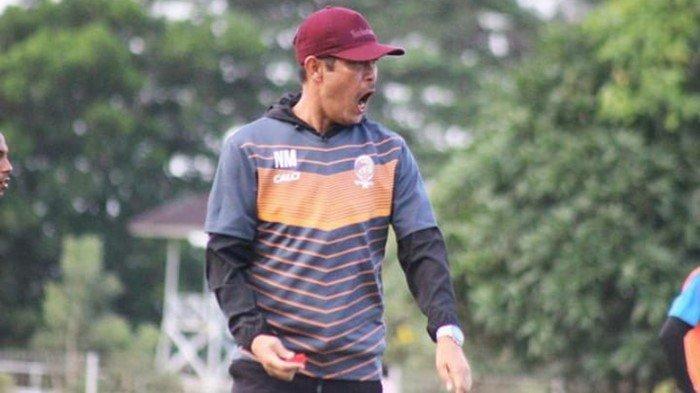 Hadapi 5 Tim Top di Pulau Jawa, Nil Maizar Berharap Skuat Tim Sriwijaya FC Lengkap Sebelum Uji Coba
