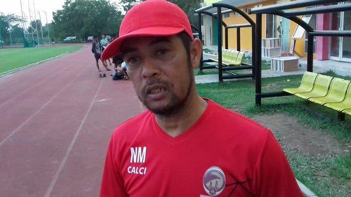 Pelatih Sriwijaya FC Ungkap Naturalisasi Akan Merapat, Nil Maizar: Sebenarnya Beto Itu Incaran Kita
