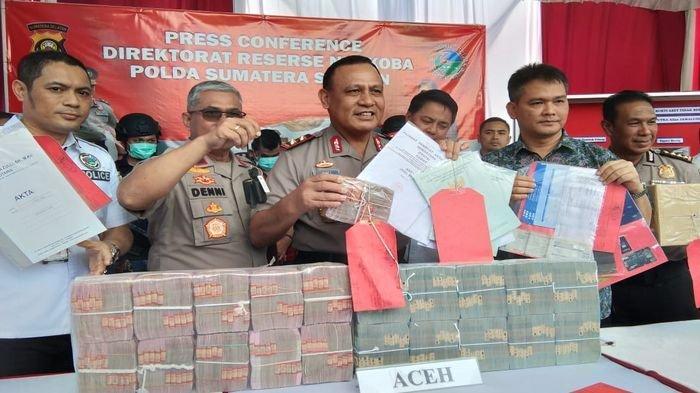 Aset Bandar Narkoba Kelas Kakap Aceh disita Polda Sumsel Terungkap, Berani Suap Polisi Miliaran