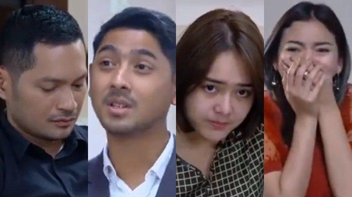 Nino dan Andin Bertengkar Hebat Memperebutkan Reyna, Al Mengatakan Hal Ini,Ikatan Cinta 19 Juli 2021