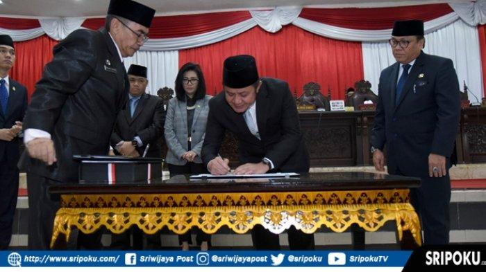 Agenda Gubernur Sumatera Selatan Herman Deru dan Pejabat Pemprov Sumsel, Kamis 19 Desember 2019