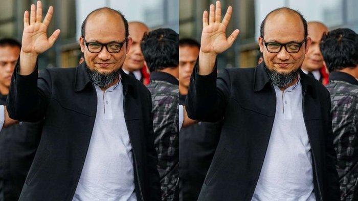 Dua Anggota Polri Aktif Terduga Pelaku Peyiraman Air Keras Novel Baswedan Diamankan, Ini Inisialnya