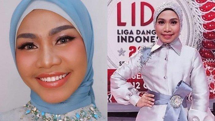 Profil <a href='https://manado.tribunnews.com/tag/nursia' title='Nursia'>Nursia</a> LIDA 2021, Kisah Perjuangan Hidup Buat Para Juri Nangis, Siap Angkat Drajat Orang Tua