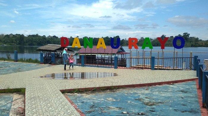 Objek Wisata Danau Rayo di Muratara Sepi, Warga Akui Bosan: Tidak Menarik Lagi