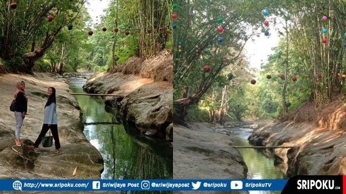 Objek Wisata Pemandian Luko Indah, Rekomendasi Liburan Berlokasi di Desa Karang Endah Kikim Lahat