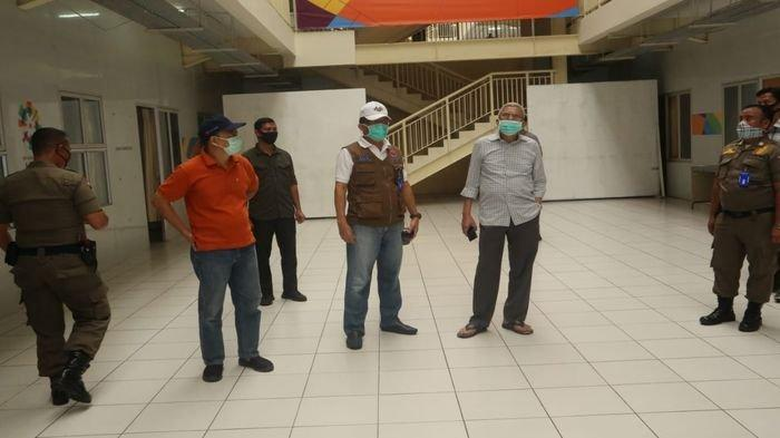 Tingkat Keterisian Bed di RS Kota Palembang Melonjak, Wisma Atlet Jakabaring Diusulkan Aktif Lagi