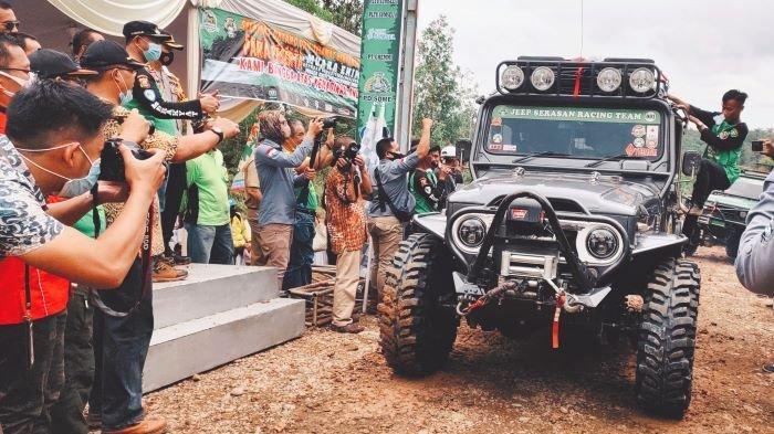 Off Roader  Sumbagsel Ramaikan Muara Enim Offroad Expedition (MOX) 2020