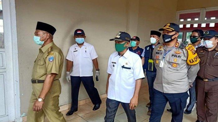 Kapolres OKU Timur Minta Masyaraktnya tidak Dulu ke Jakarta, Ketimbang Nanti Disuruh Putar Balik
