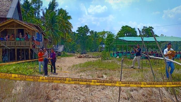 Kalah Main Judi di Desa Pinang Jaya Ogan Ilir Sukri Tewas Penuh Luka dan Tertembak Gini Kronologinya