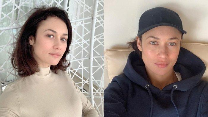 Cewek di Film James Bond Olga Kurylenko Share Tips Pengobatan Corona, PDP Ini Kini Merasa Lebih Baik