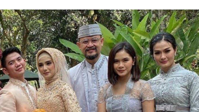 Rizki D Academy, Nadya dan keluarga Iis Dahlia