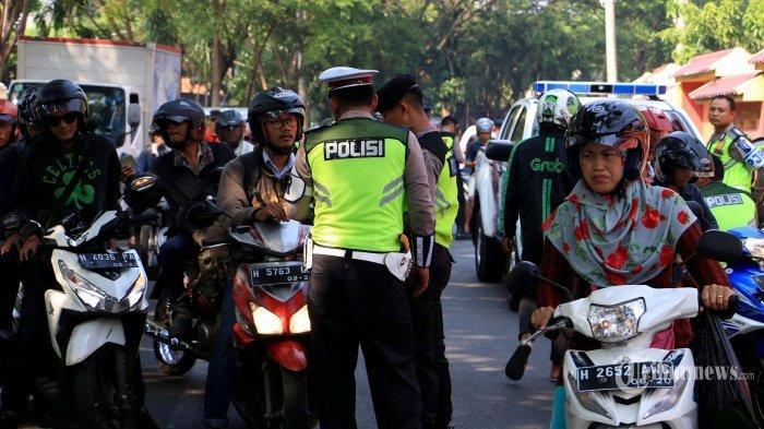 Gelar Operasi Patuh Musi Enam Hari , Polres Pagaralam Sudah Keluarkan Ratusan Surat Tilang