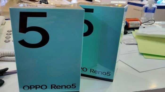 Daftar 5 Handphone Favorit di Erafone OPI Mal Palembang Berikut Spesifikasi & Harga, Ada Oppo Reno 5