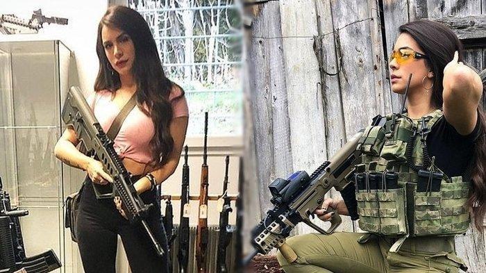Orin Julie, Wanita Israel Dijuluki Ratu Senjata Gagah di Lahan Perang, Pernah jadi Korban Rudapaksa