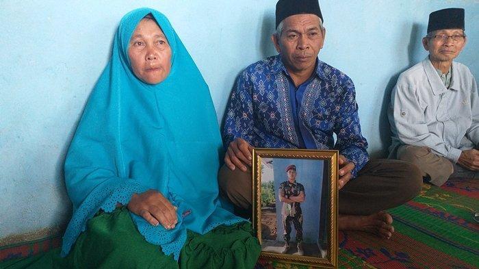 Keluarga Ungkap Sebab Gugurnya Serda Ramadhan, Anggota Kopassus Asal Pagaralam yang Gugur di Papua