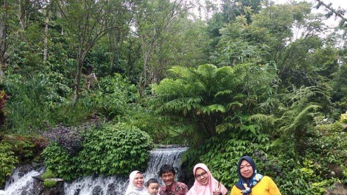 Nikmati Alam Pesona Green Paradise, Destinasi Mata Air dan Hamparan Alam Hijau