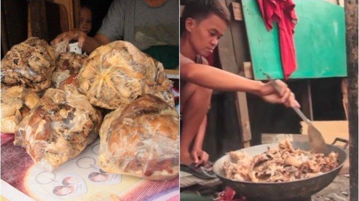 Warga Termiskin di Filipina Sudah Terbiasa Mengonsumsi Pagpag untuk Bertahan Hidup