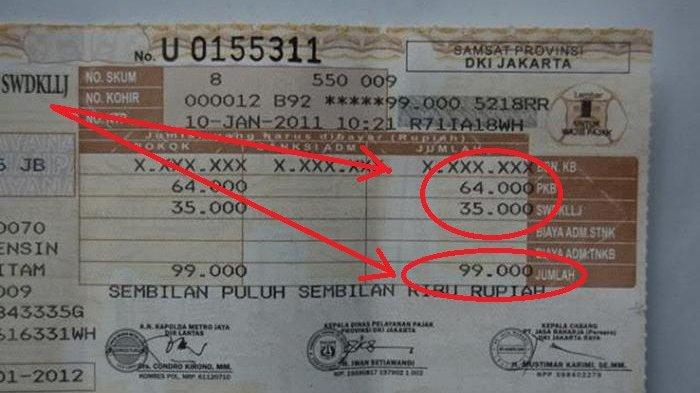 Begini Cara Perhitungan Denda Telat Bayar Pajak Kendaraan Bermotor Anda Biar Nggak Bingung Sriwijaya Post
