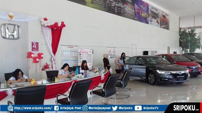 Gaet Customer Dengan Beragam Bonus, Honda Maju Motor  Tawarkan Paket MERDEKA Punya Mobil Honda
