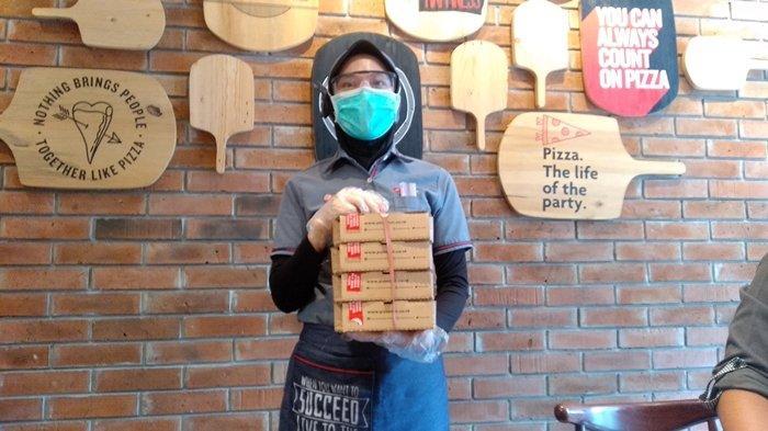 Konsep Pizza on the Street Pizza Hut Digandrungi, Lokasinya di Palembang, Indralaya, & Prabumulih