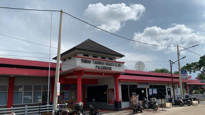 Sudah Dua Kali Lebaran, Tahanan Rutan Pakjo Palembang tak Dibesuk Keluarga, Hanya Dititipi Makanan