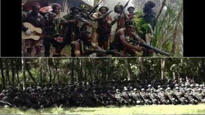 Perwira Polisi Nekat Masuk ke Sarang KKB Menyerang tanpa Pasukan, Resiko Ditembak Mati, Gini Jadinya