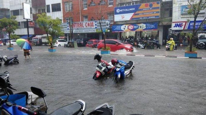 Antisipasi Banjir di Musim Hujan