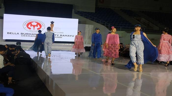 Desainer Lokal dan Nasional Turut Ramaikan Palembang Fashion Week 2020