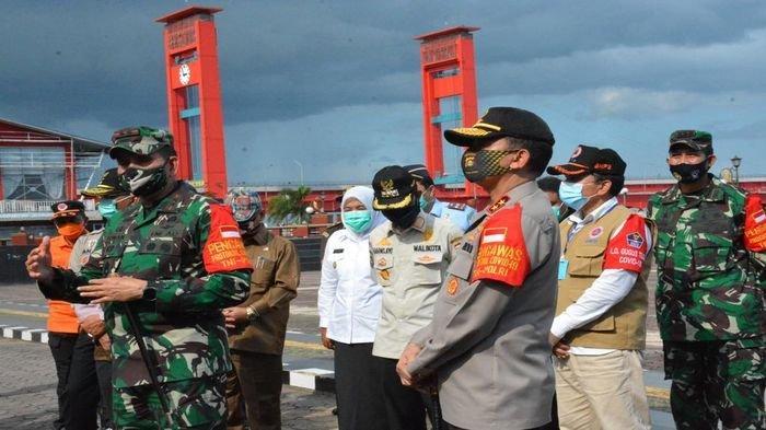Banyak Petugas Berada di Tempat Keramaian Saat Palembang New Normal Diberlakukan, Ini Alasannya