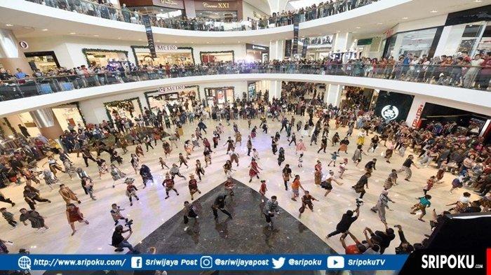 Palembang Terpilih Jadi Kota Indonesia Menari 2019, Lagu Dek Sangke Ikut Dimainkan
