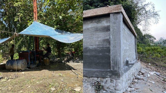 Sebanyak 14 desa di Kabupaten Musi Rawas Utara (Muratara) dibangun sarana dan prasrana air minum dan sanitasi, merupakan program Penyedian Air Minum dan Sanitasi Berbasis Masyarakat (Pamsimas) tahun anggaran 2020.