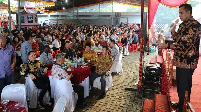 Pangdam Hadiri HUT Dewi Kwan Im Diharapkan Momentum Ini Jalin Kebersamaan